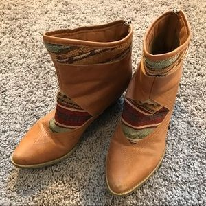 Sbicca Ankle Boots